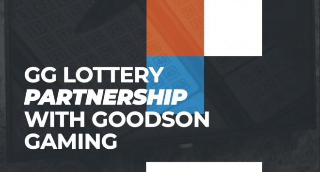 GG Lottery partnership with Goodson Gaming