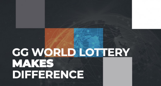 GG World Lottery makes difference
